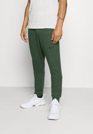 DRY PANT TAPER - Tracksuit bottoms - galactic jade