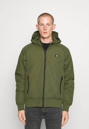 NEW SARPY - Overgangsjakker - army green