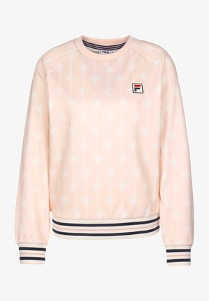 Sweatshirt - sepia rose/blanc de blanc