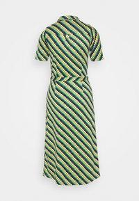 King Louie - ROSIE DRESS DAZE - Žerzejové šaty - eden green - 7