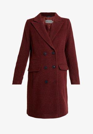 ZELIEIW CLASSIC COAT - Cappotto classico - russet brown