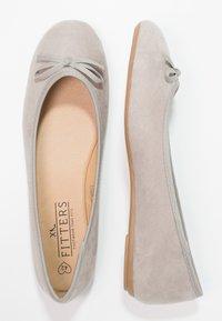 Fitters - HELEN - Baleriny - light grey - 1