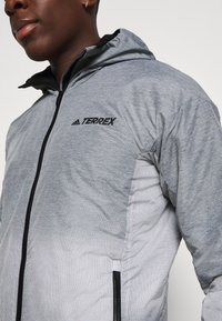 adidas Performance - WINDWEAVE INS - Training jacket - grey - 4