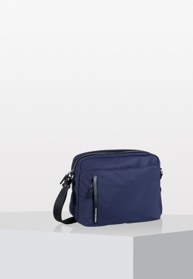 HUNTER - Sac bandoulière - blue