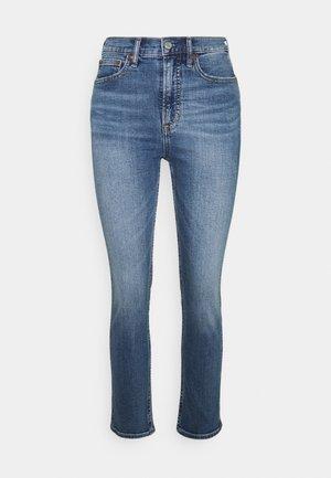 CIGARETTE - Slim fit jeans - medium indigo