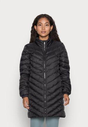 ONLNEWTAHOE COAT - Klasický kabát - black
