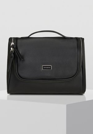 KARISSA  - Wash bag - black
