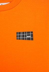 Molo - RASMUS 2 PACK - Jednoduché triko - ink blue/signal orange - 3