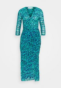Diane von Furstenberg - BRIELLA - Shift dress - blossom breeze multi ionian - 5