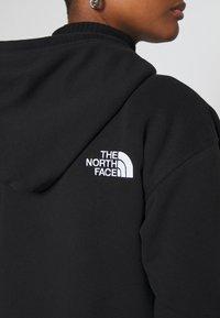 The North Face - TREND CROP DROP HOODIE - Sweatshirt - black - 5