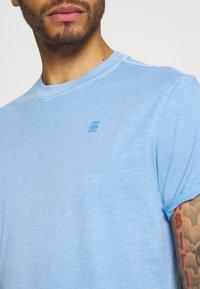 G-Star - LASH - Basic T-shirt - delta blue - 3