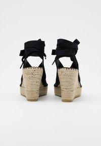 Vidorreta - High heeled sandals - black - 3