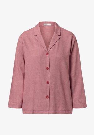 Pyžamový top - red