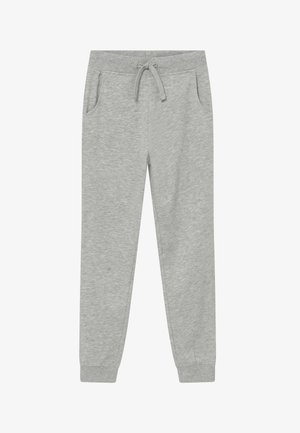 JUNIOR ACTIVE CORE - Joggebukse - light heather grey
