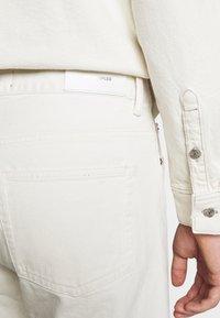 The Kooples - Džíny Straight Fit - off white - 4