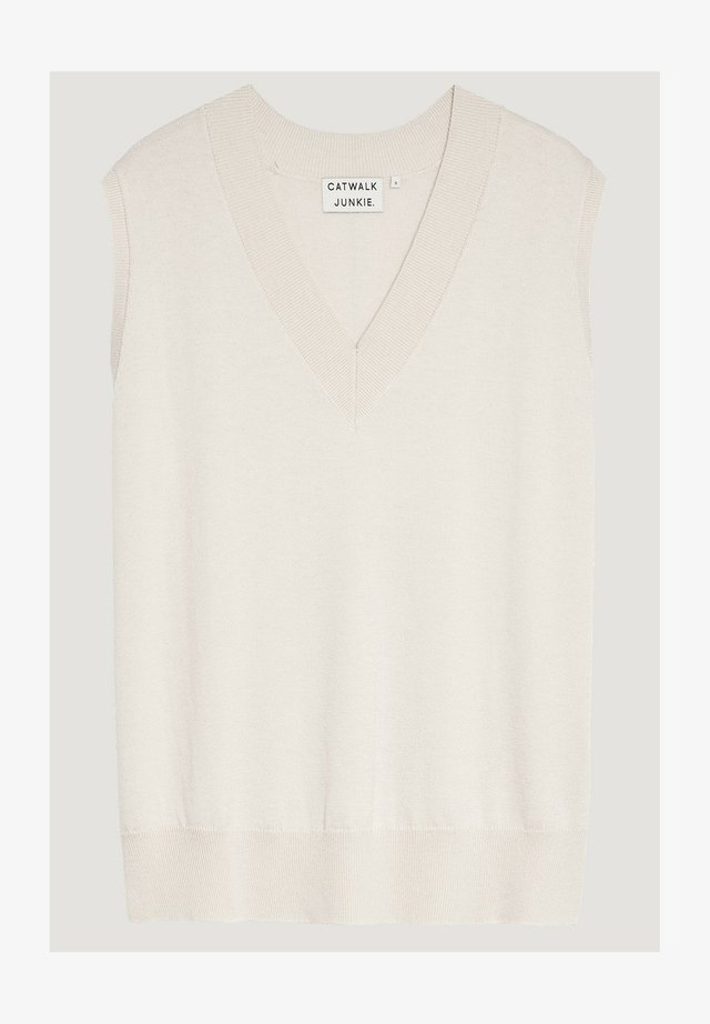 Top - off white