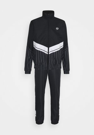 ANDRES TRACKSUIT - Tracksuit - anthracite/night sky
