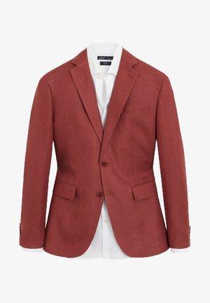 FLORIDA-I - Suit jacket - wiśniowy