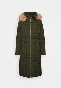 Calvin Klein - ESSENTIAL COAT - Winter coat - dark olive - 5