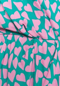 Closet - CLOSET KIMONO WRAP PENCIL DRESS - Cocktail dress / Party dress - pink - 2