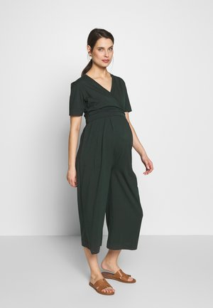 AMELIA JUMPSUIT NURSING - Mono - green