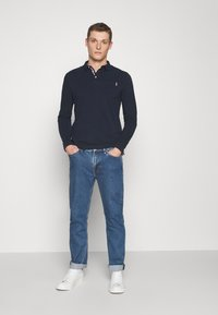 Pier One - Polo shirt - dark blue - 1