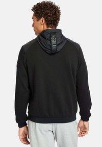 Timberland - MOUNT CABOT HYBRID - Zip-up hoodie - black - 2