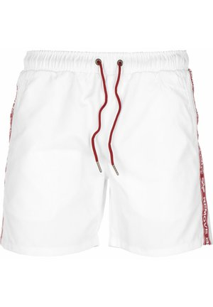 Swimming shorts - white
