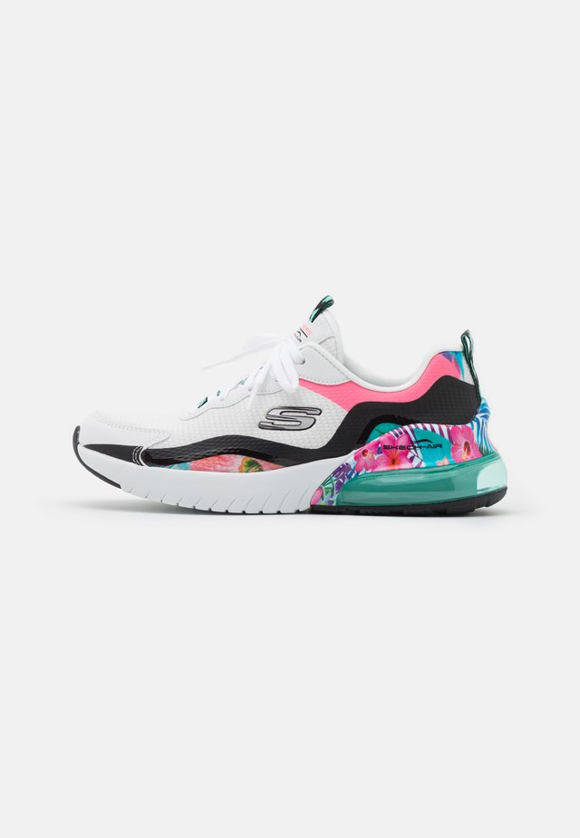 AIR STRATUS - Sneakers basse - white/hot melt/black/multicolor