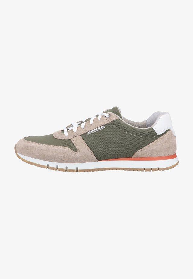 Sneakers laag - sand/khaki