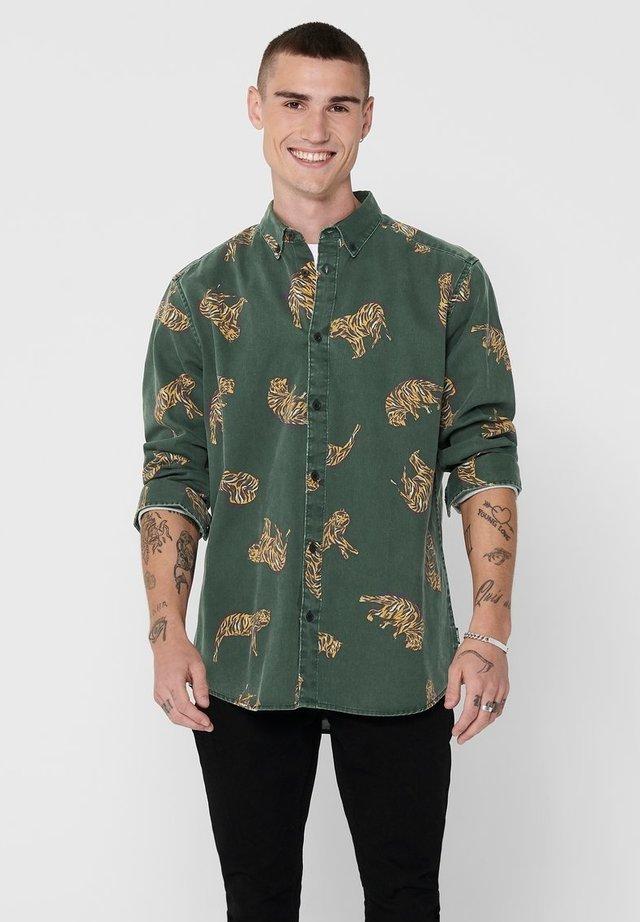 Koszula - scarab