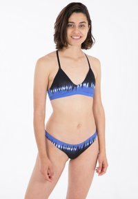 Hurley - DIPPED ADJ - Bikini top - peri multi - 0
