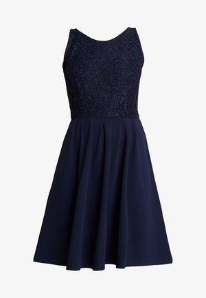 Robe en jersey - maritime blue