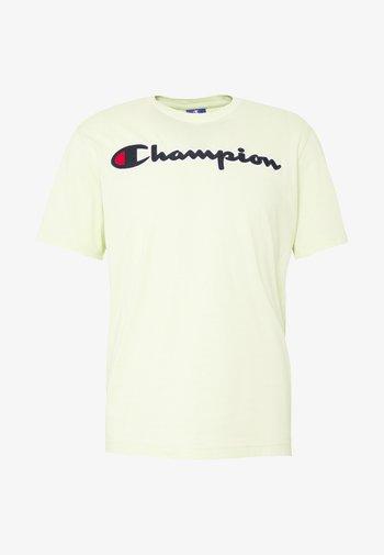 ROCHESTER CREWNECK  - T-shirt con stampa - light green