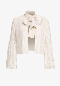 Needle & Thread - GLOSS BOW JACKET  - Kevyt takki - pearl rose - 4