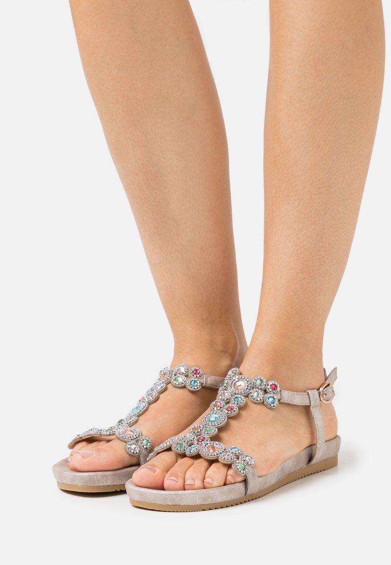 Alma en Pena - Sandals - lisboa bronze