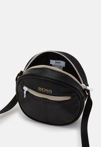 BOSS Kidswear - BAG - Across body bag - black - 2
