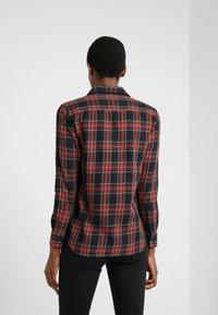 Lauren Ralph Lauren - CLASSIC - Camisa - red/black - 2
