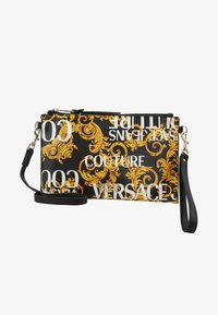 Versace Jeans Couture - Clutch - black/gold - 5