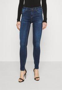 Noisy May - NMALICE  - Jeans Skinny Fit - dark blue denim - 0