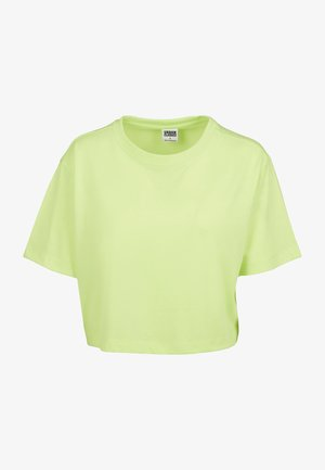 T-shirt basic - electriclime