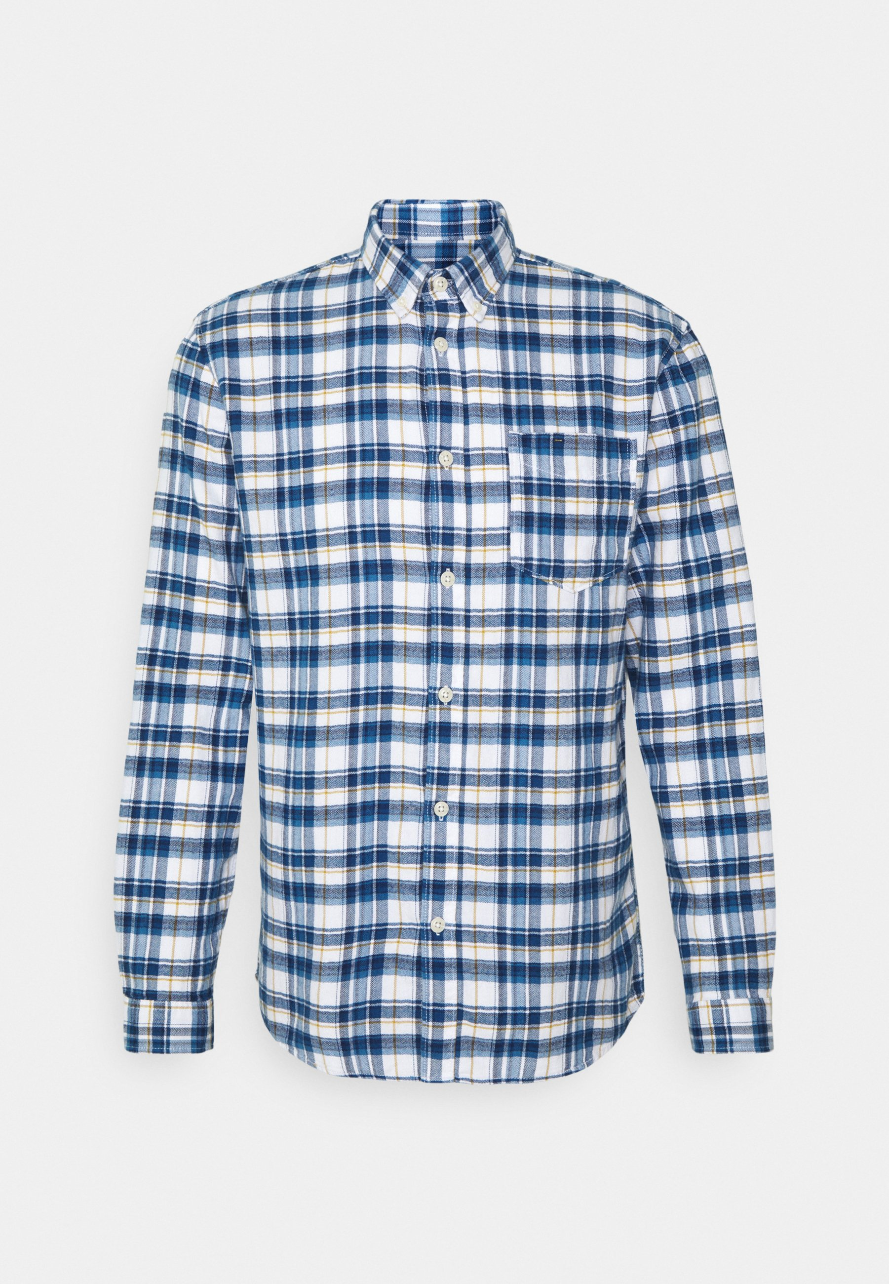 Men SLHREGZANE SHIRT CHECK  - Shirt
