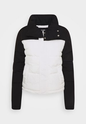 MISTY  - Snowboard jacket - powder white
