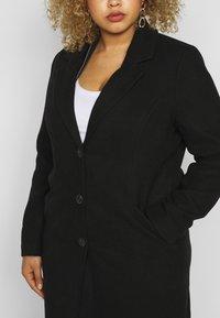 Vero Moda Curve - VMCALACINDY JACKET - Classic coat - black - 5