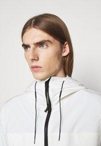 C.P. Company - OUTERWEAR  SHORT JACKET - Summer jacket - gauze white - 3