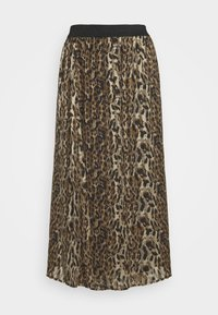 Culture - CUEVELY SKIRT - Maxi skirt - black - 0