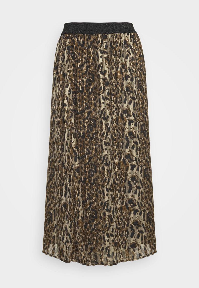 Culture - CUEVELY SKIRT - Maxi skirt - black