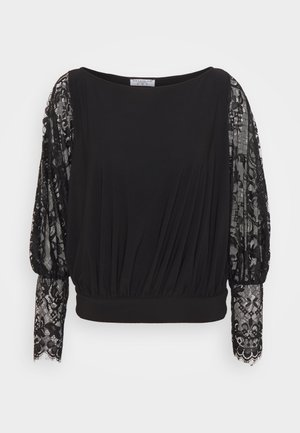ANDREA - Blouse - black