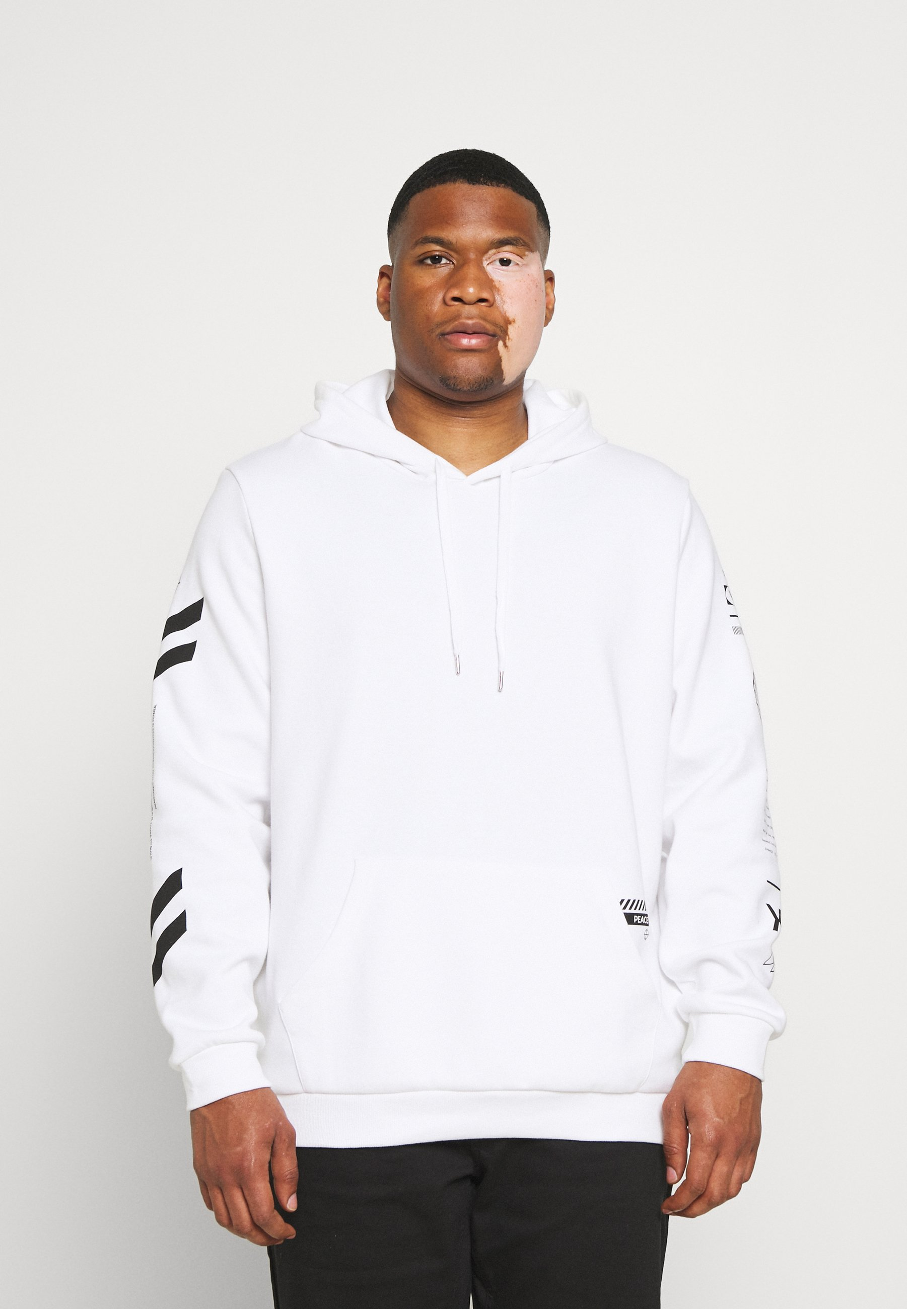 Men GRAPHIC PRINT HOODIE - Sweatshirt
