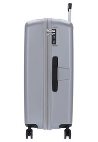 Stratic - PILLAR - Wheeled suitcase - silver - 2